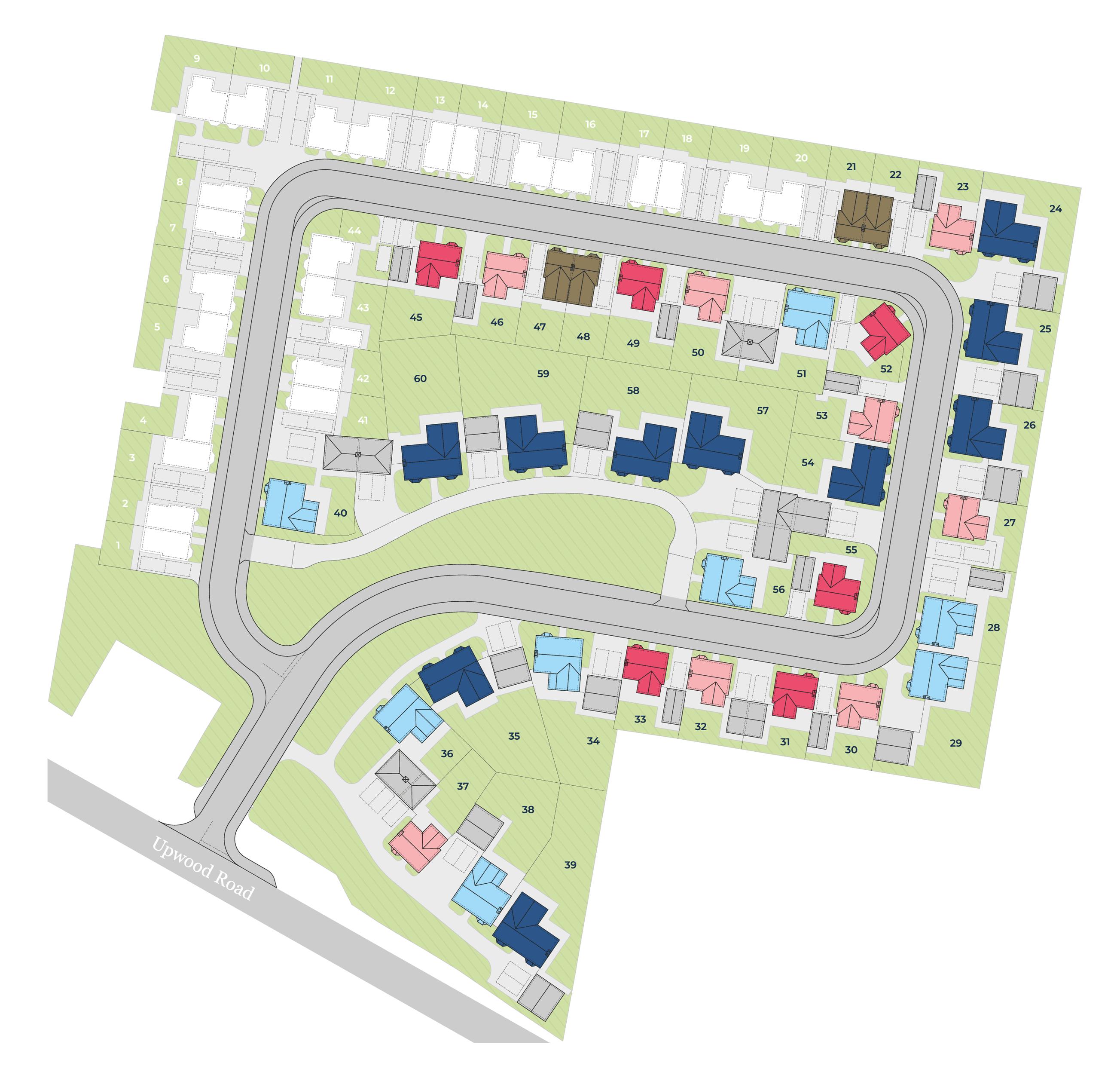 DH Site plan